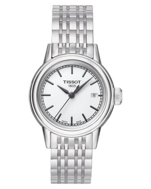 Tissot | Metallic Carson Bracelet Watch | Lyst