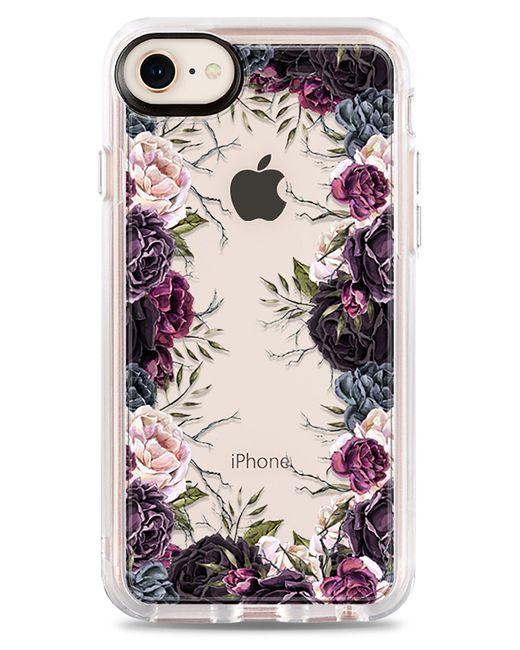 Casetify - Multicolor My Secret Garden Transparent Iphone 7/8 & 7/8 Plus Case - - Lyst