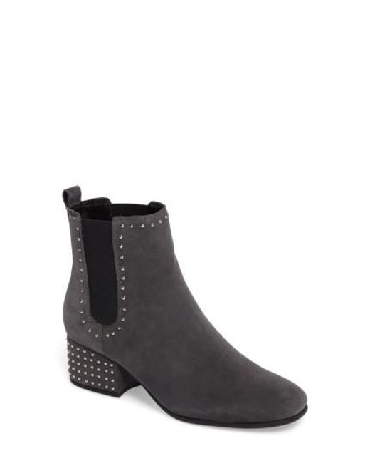 Marc Fisher | Gray Tango Chelsea Boot | Lyst