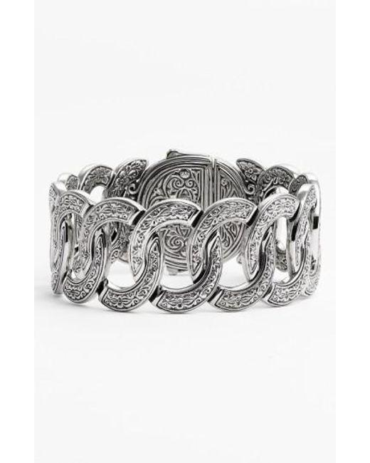 Konstantino   Metallic 'classics' Link Bracelet   Lyst