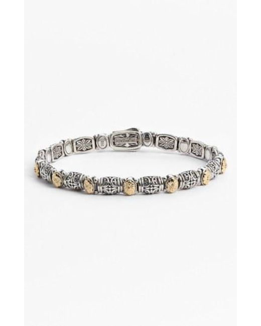 Konstantino - Metallic 'hermione' Line Bracelet - Lyst