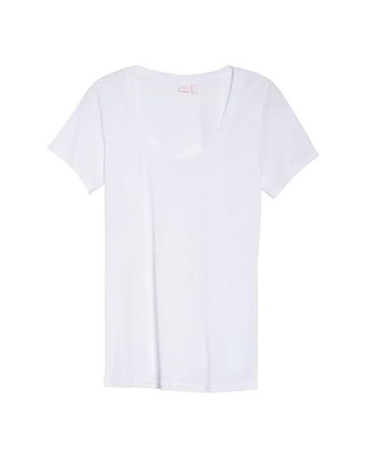 Make + Model | White 'gotta Have It' Tee | Lyst