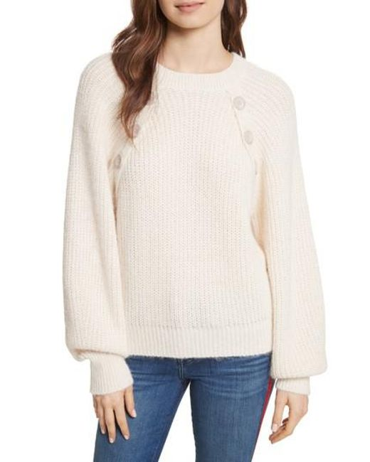 Joie | Natural Aine Sweater | Lyst