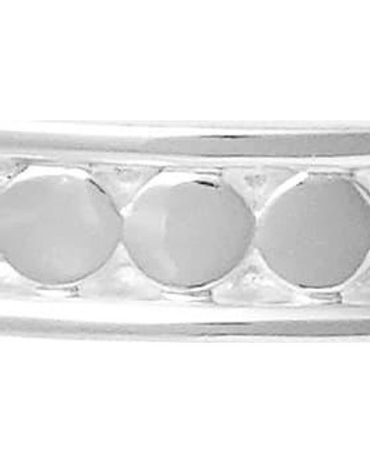 Anna Beck Metallic Medium Hoop Stud Earrings (nordstrom Exclusive)