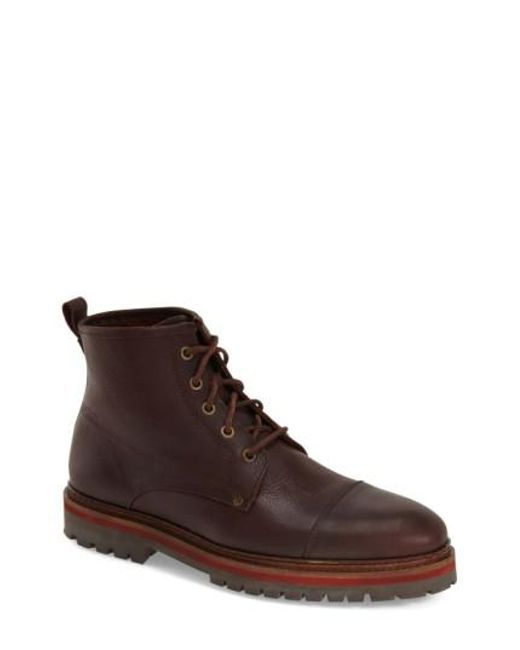 Vince Camuto   Brown 'louden' Boot for Men   Lyst