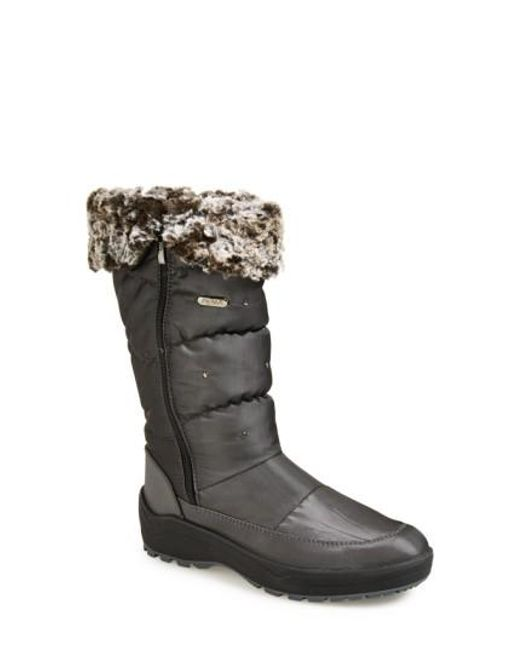 Pajar | Gray 'varsovie 2' Waterproof Boot | Lyst
