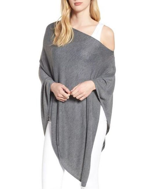 Echo - Gray Core Everyday Topper - Lyst
