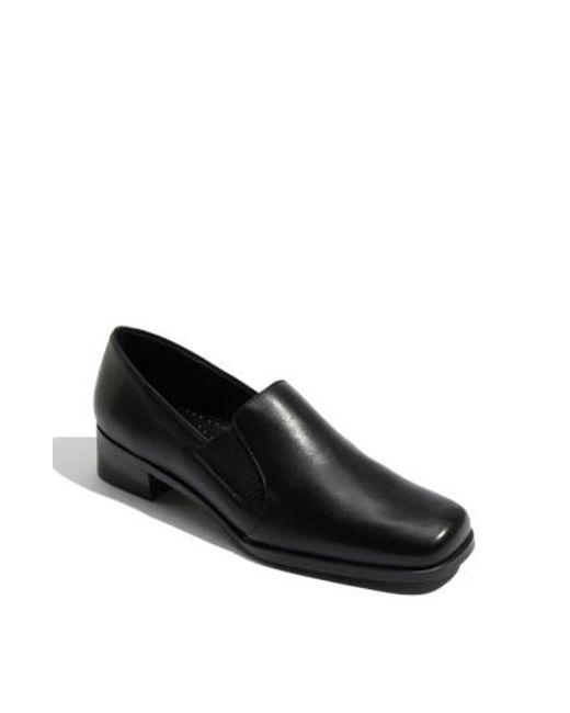 Trotters - Black 'ash' Slip-on - Lyst