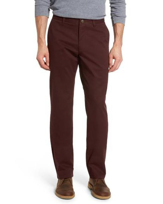 Bonobos | Multicolor Straight Leg Stretch Washed Chinos for Men | Lyst