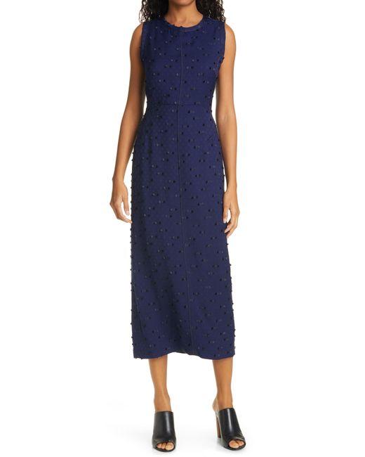 Rachel Comey Blue Etna Sheath Dress