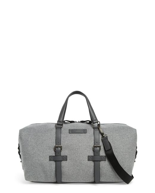 Ted Baker - Gray Knitts Duffel Bag for Men - Lyst