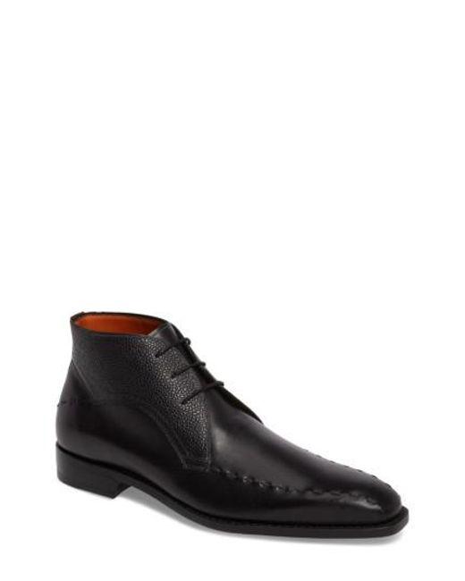 Mezlan - Black Moriles Chukka Boot for Men - Lyst