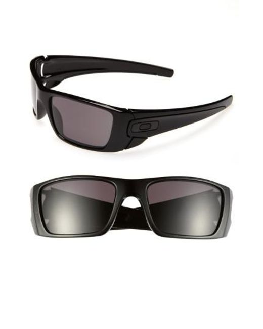 ad986f0d59e ... ireland oakley fuel cell 60mm sunglasses polished black for men lyst  09a21 a8366