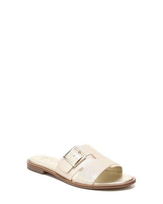Naturalizer Metallic Faryn Slide Sandal