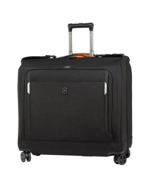 Victorinox   Black Victorinox Swiss Army 'wt 5.0' Dual Caster Wheeled Garment Bag for Men   Lyst