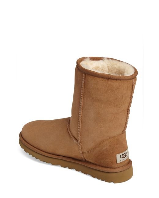 Ugg Brown UGG Classic Short Boot for men