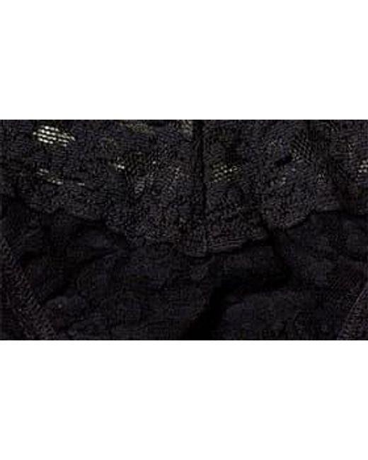 Hanky Panky Black 'signature Lace - Vikini' Bikini
