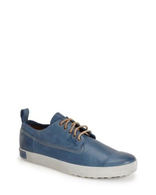 Blackstone | Blue 'jm 01' Sneaker for Men | Lyst