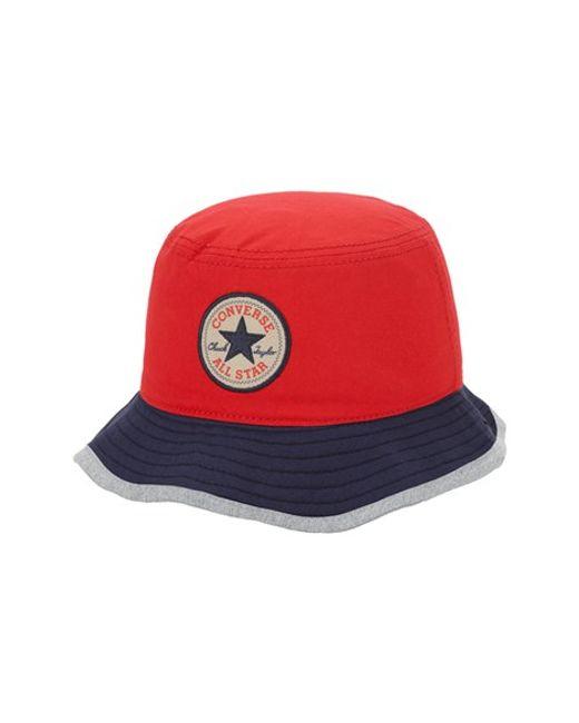 Converse | Blue 'core' Bucket Hat for Men | Lyst