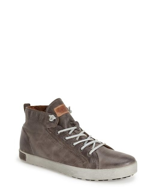 Blackstone | Gray 'jm03' Sneaker for Men | Lyst
