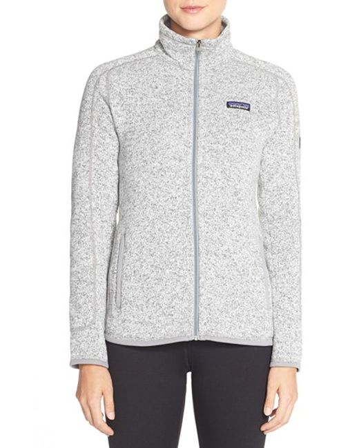Patagonia | Gray 'better Sweater' Jacket | Lyst
