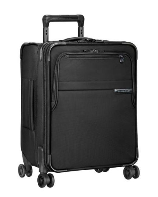 Briggs & Riley | Black 'baseline' Wide Body Expandable Rolling Packing Case for Men | Lyst