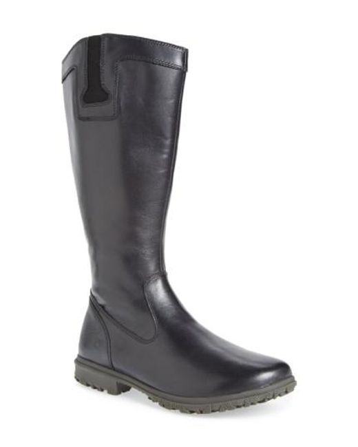 Bogs | Black Pearl Waterproof-leather Boots | Lyst