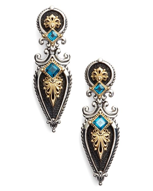 Konstantino - Multicolor Drop Earrings - Lyst
