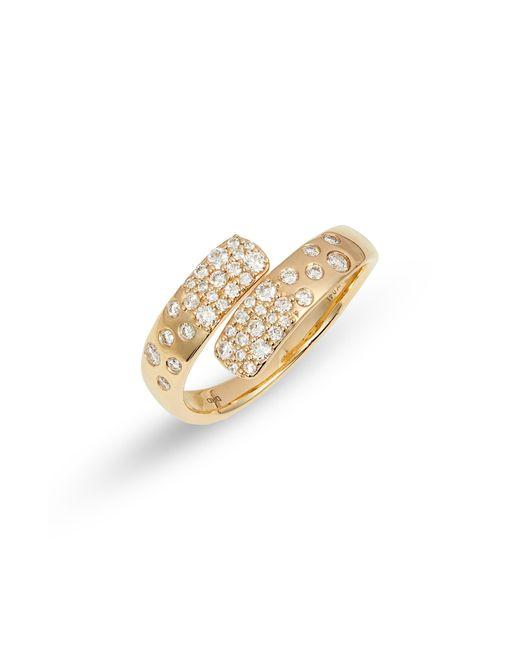 Dana Rebecca Metallic Cynthia Rose Diamond Wrap Ring