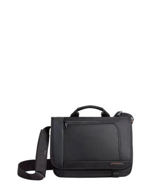 Briggs & Riley | Black 'verb - Instant' Messenger Bag for Men | Lyst