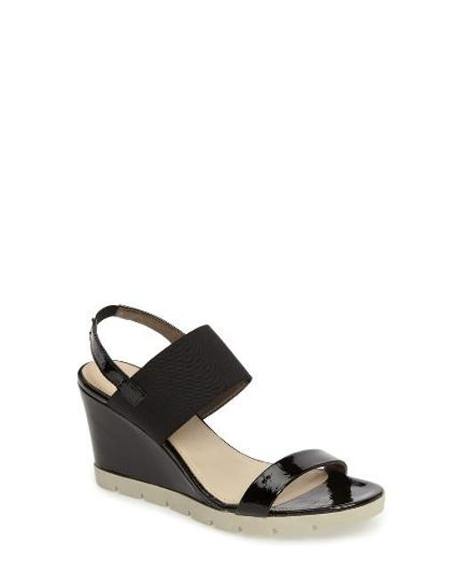 The Flexx | Multicolor 'give A Lot' Slingback Wedge | Lyst