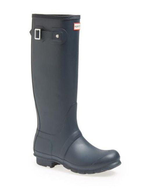 Hunter - Multicolor 'original Tall' Rain Boot - Lyst