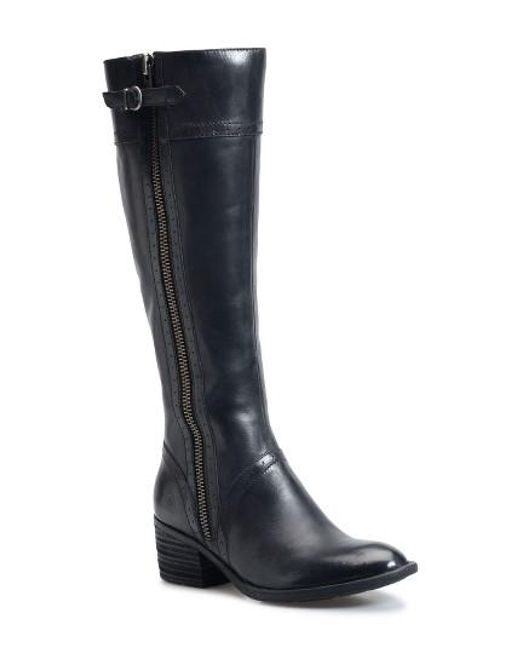 Børn | Black B?rn Poly Riding Boot | Lyst