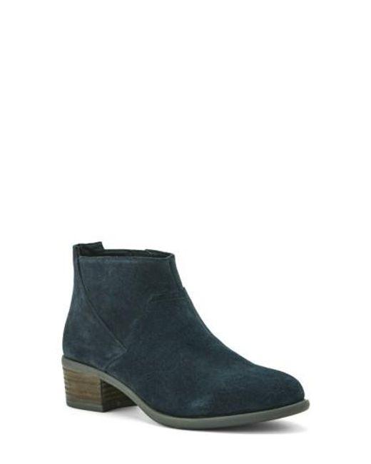 Blondo | Blue 'maddie' Waterproof Ankle Boot | Lyst