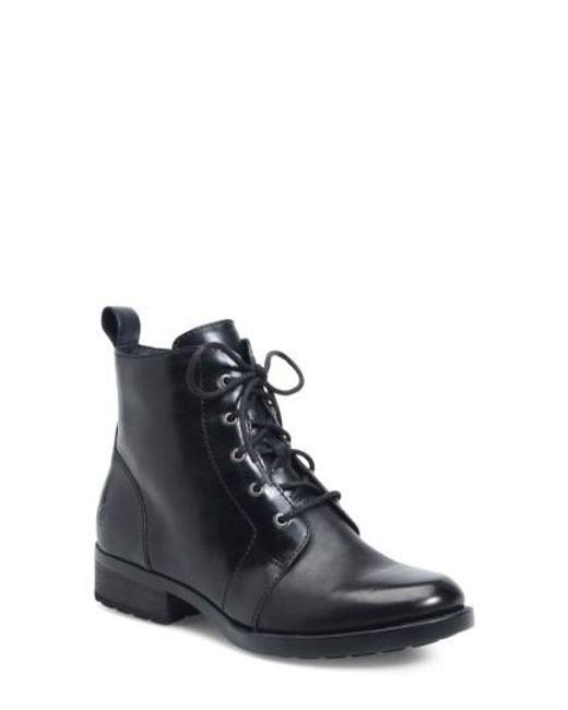 Børn | Black B?rn Troye Vintage Lace-up Boot | Lyst