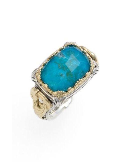 Konstantino | Blue 'iliada' Doublet Ring | Lyst