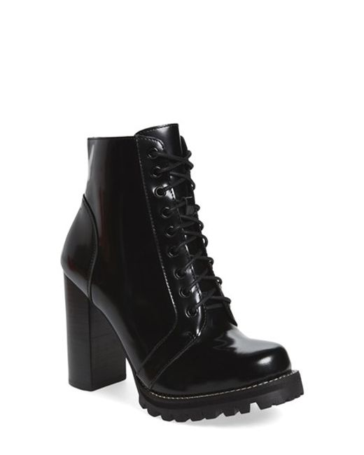 Jeffrey Campbell Legion High Heel Boot In Black Lyst
