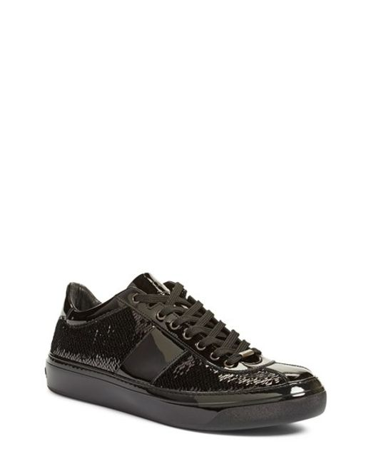 Jimmy Choo | Multicolor Argyle Camo High-top Sneakers for Men | Lyst