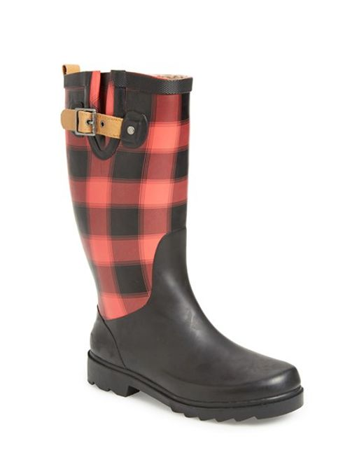 Model Chooka Women39s Parisian Girl Rain Boots  Boots