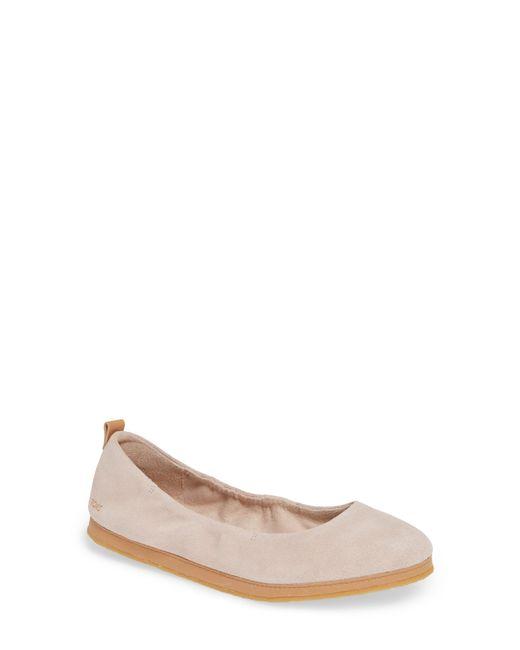 TOMS - Pink Olivia Ballet Flat - Lyst