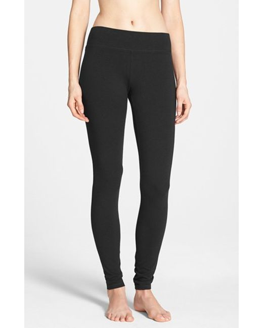 Hue | Black 'smart Temp' Leggings | Lyst