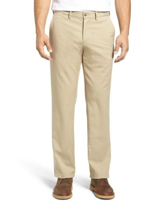 Tommy Bahama | Natural Offshore Flat Front Pants for Men | Lyst