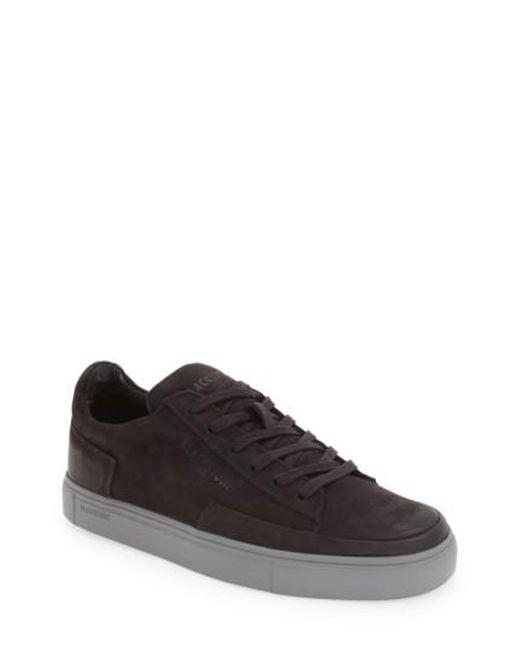 Blackstone | Black 'KM01' Sneaker for Men | Lyst