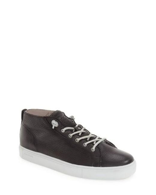 Blackstone | Black 'LM11' Sneaker for Men | Lyst