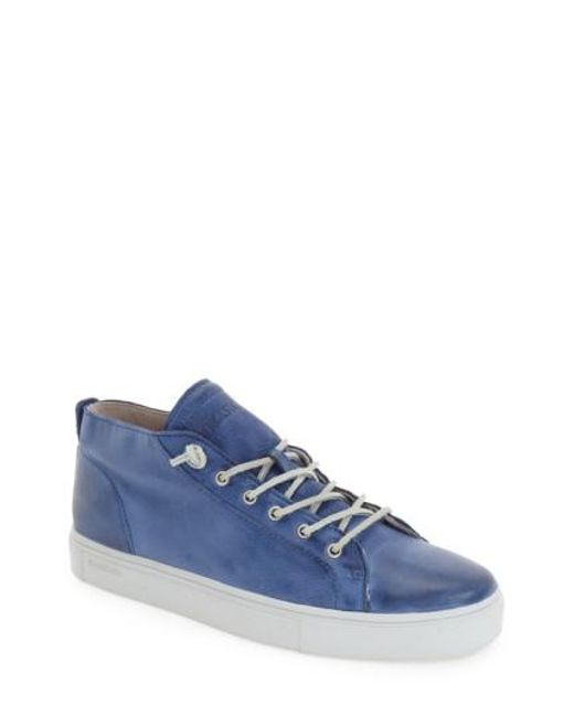 Blackstone | Blue 'LM11' Sneaker for Men | Lyst