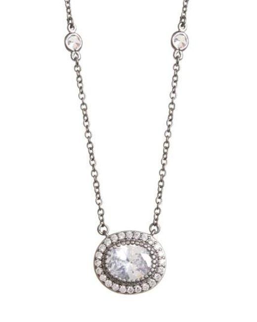 Freida Rothman | Metallic Opera Pendant Necklace | Lyst