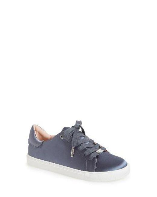 TOPSHOP | Gray Catseye Sneaker | Lyst