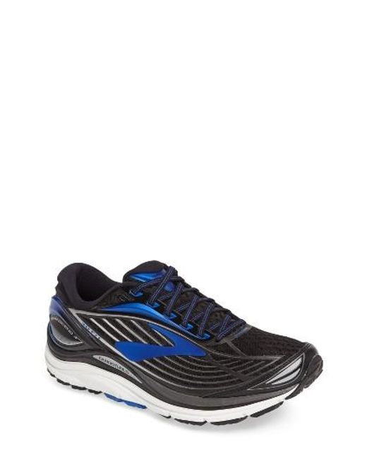Brooks | Blue Transcend 4 Running Shoe for Men | Lyst