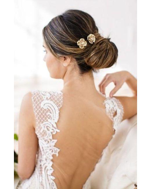 Brides & Hairpins   Metallic Renata Pin   Lyst