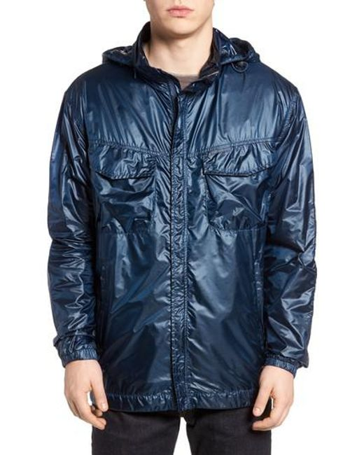 Canada Goose | Blue Mckinnon Slim Fit Wind Jacket for Men | Lyst